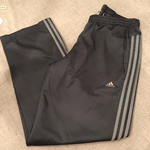 Adidas pantaloni Uomo climalite palestra athletic 3 righe poshmark